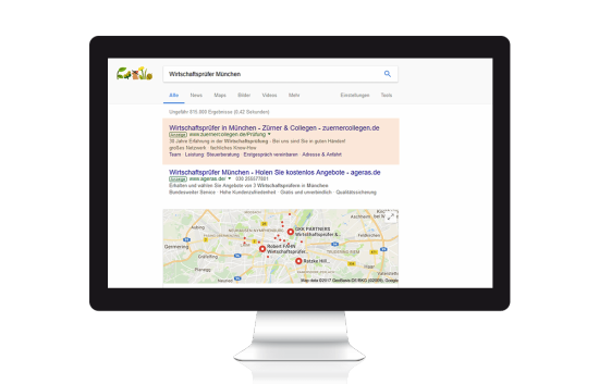 Grafik: Google AdWords