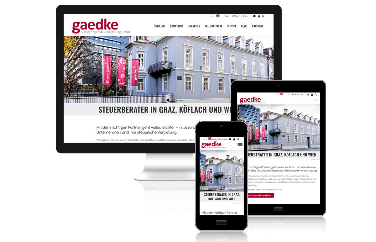 Grafik: Homepage